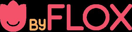 Logo de ByFLOX, je choisis mon fleuriste d'à côté